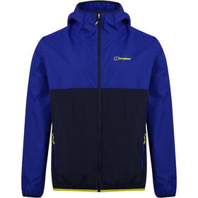 Berghaus Corbeck Windjack Heren, spectrum blue/night sky